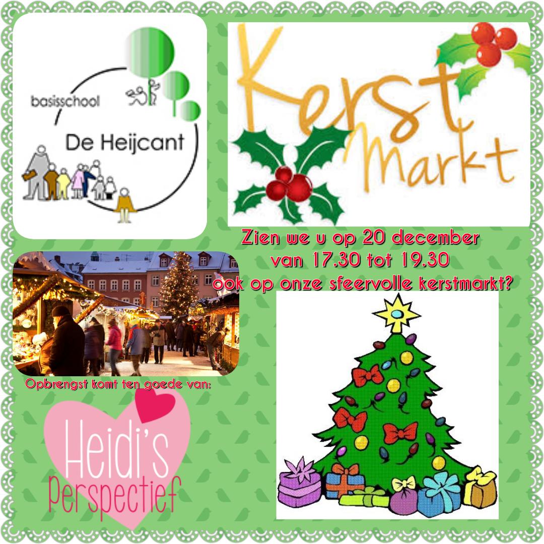 Kerstmarkt Heijcant