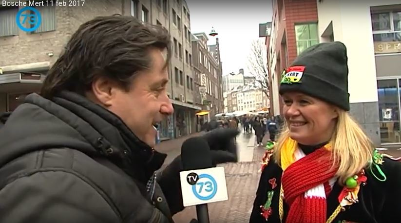 Knipsel Interview Marielle