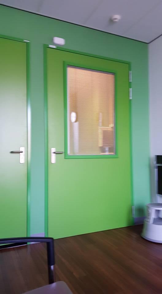 Groene Iso